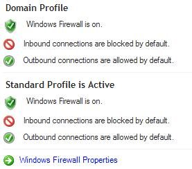how to change firewall settings without administrator windows 1