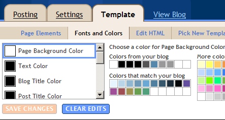 how to create post categories on blogger