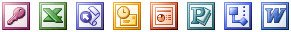 Microsoft Office 12 icons
