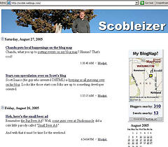 Robert Scoble Homepage