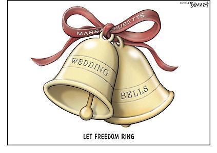 My Own Little World Wedding Bells
