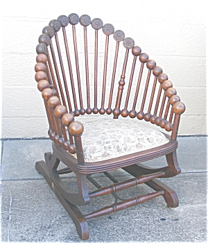 Surprising Platform Rocking Chair Rocking Chairs Gmtry Best Dining Table And Chair Ideas Images Gmtryco