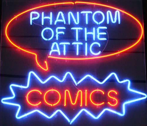 Phantom Of The Attic Monroeville