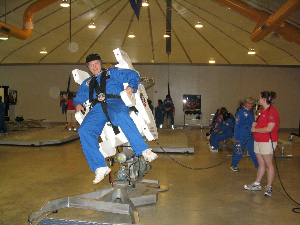 Educator Space Academy 2006 (aka Teacher Space Camp)