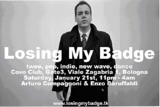 Losing My Badge #4 - Bret Easton Ellis