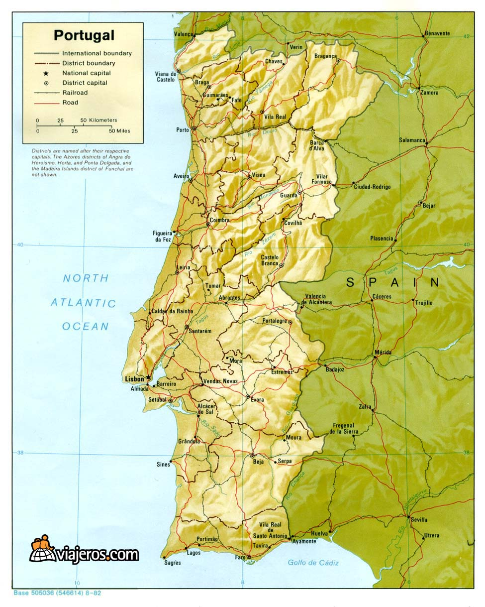mapa hidrografico de portugal portugal map english mapa hidrografico de portugal