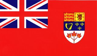 The Canadian Red Ensign; Canada's Original Flag
