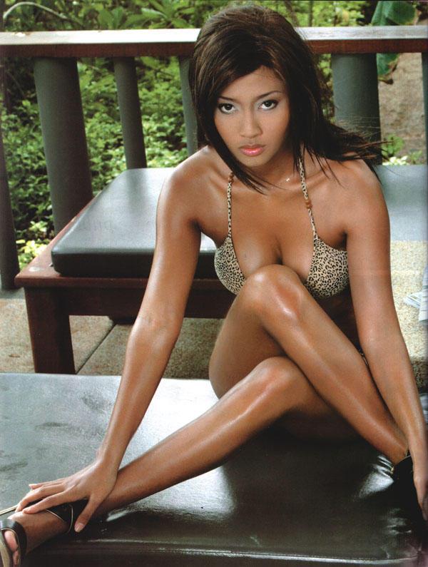 Asian girl lestari tiara