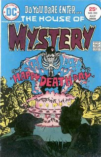 House of Mystery #233