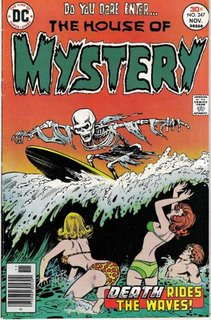 House of Mystery #247