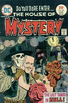 House of Mystery #232