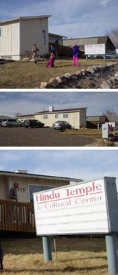 Hindu Temple of Colorado