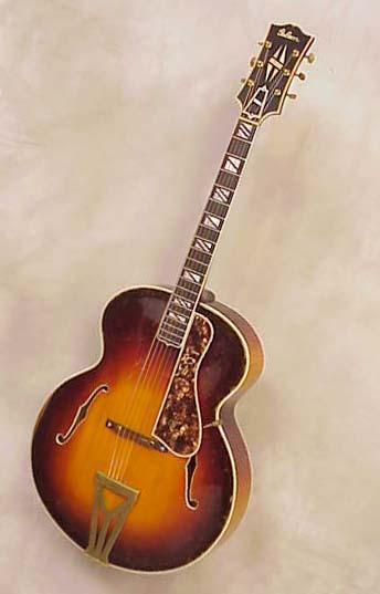 Vintage Gibson Guitars: Gibson Super 400