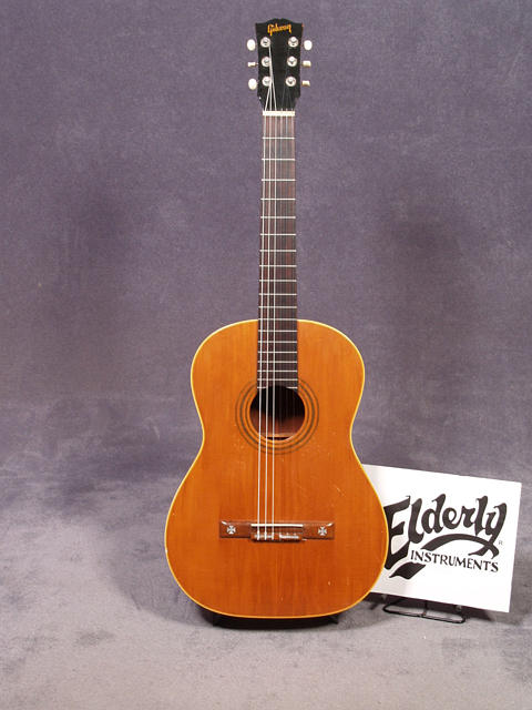 Vintage Gibson Guitars: Gibson Gs Series Classical