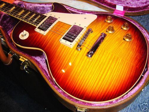 Vintage Gibson Guitars: Gibson Les Paul Standard