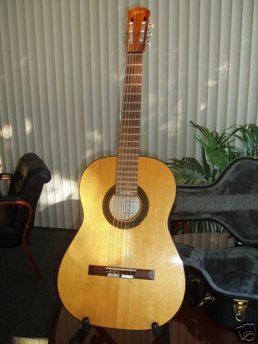 Vintage Gibson Guitars Gibson Classical Guitars
