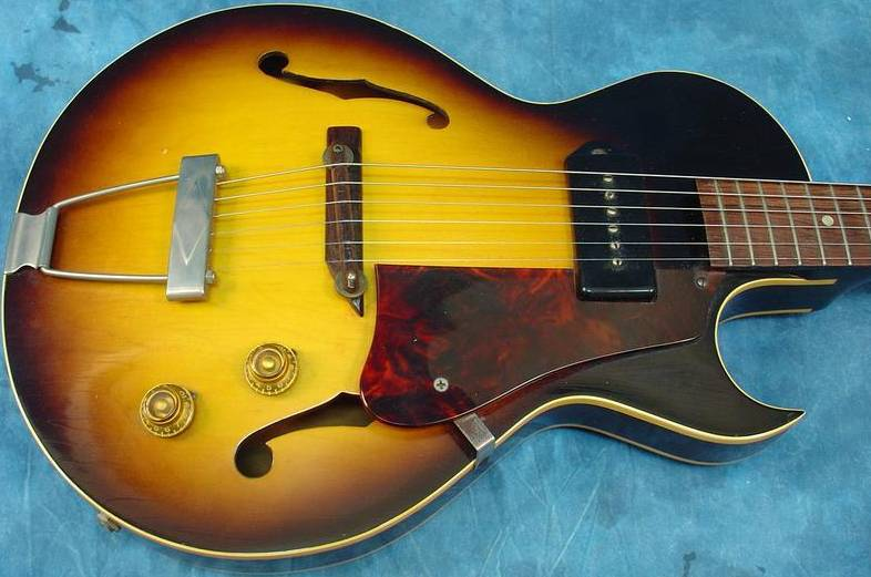 vintage gibson guitars gibson es guitars. Black Bedroom Furniture Sets. Home Design Ideas