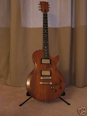Vintage Gibson Guitars: Gibson The Paul