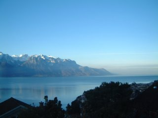 view from montreux