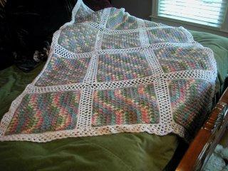 Fast Crochet Blanket