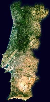 mapa de portugal visto por satelite Mértola: Áreas Rurais de Baixa densidade reúnem se no Concelho mapa de portugal visto por satelite