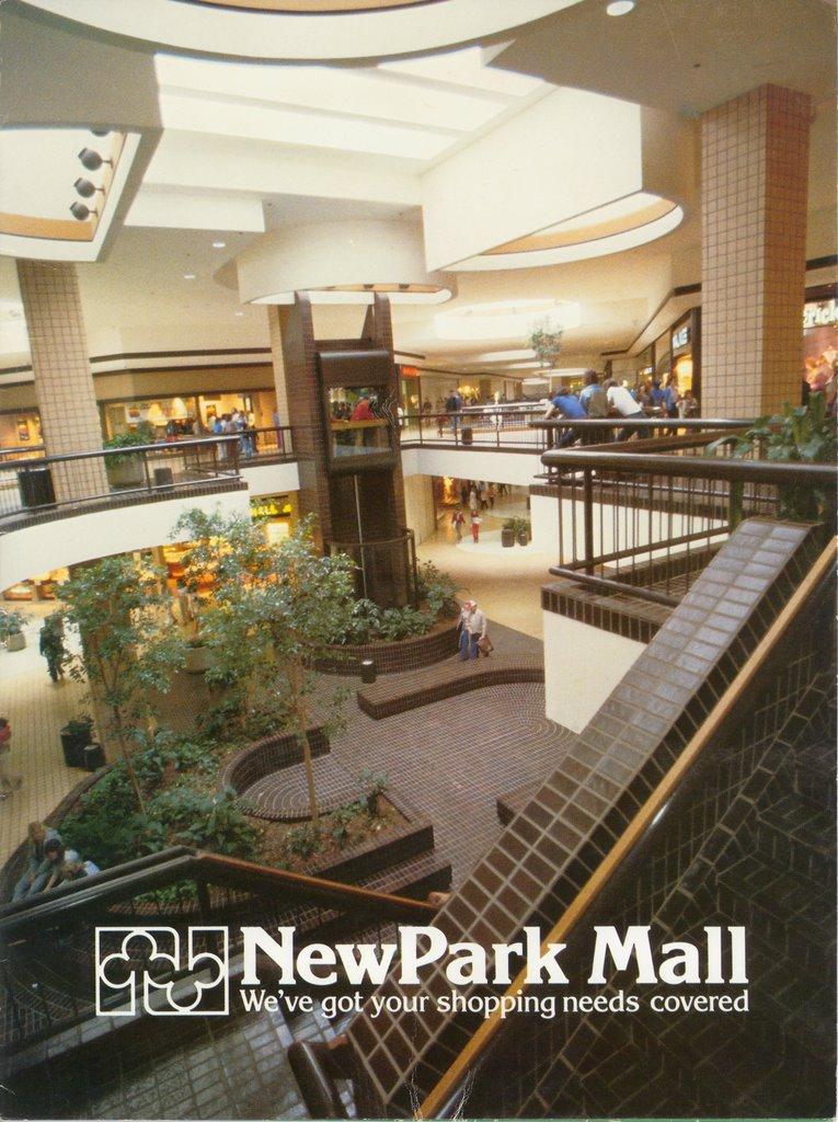 Mall Memories NewPark BIGMallrat Shopping Malls