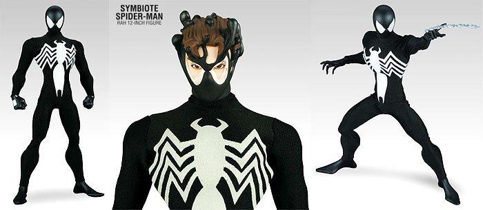 a4cb177ef medicom 1:6 symbiote spiderman