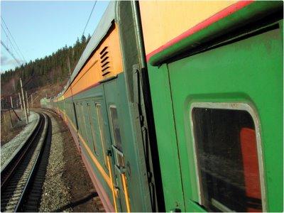 Voyager en bus et en Transsibérien en Russie : de Moscou à Irkoutz et au lac Baïkal 6