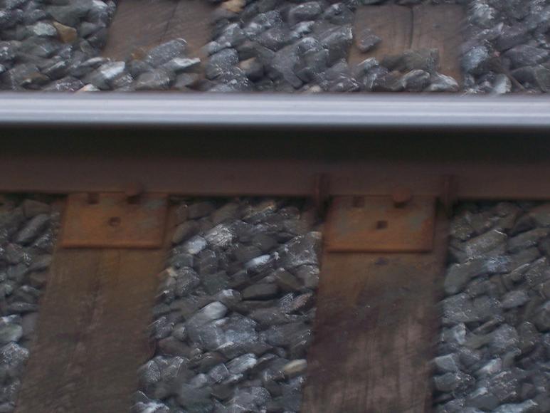 Train Track Cake Birthday