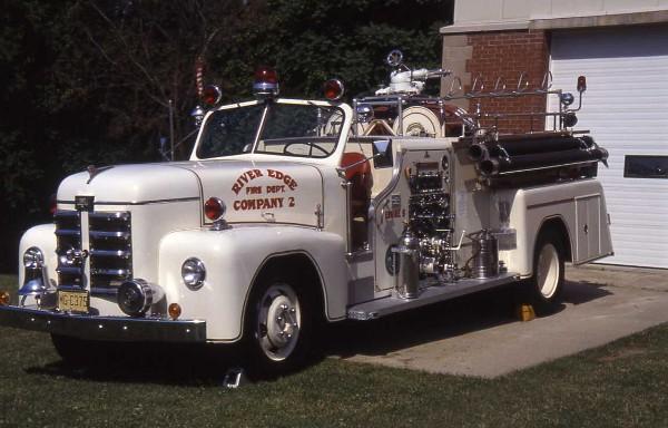 Seagrave Fire Apparatus >> Fire Service History: Ahrens Fox Fire Trucks