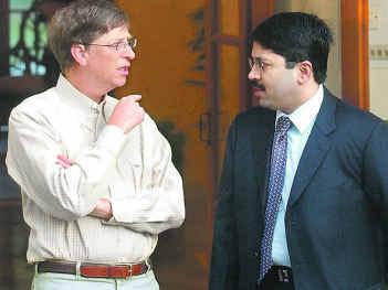 Sambhar Mafia - Cooked To Kill!: Bill Gates' Chennai Visit