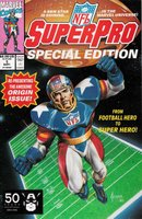 NFL SuperPro #1 Special Edition