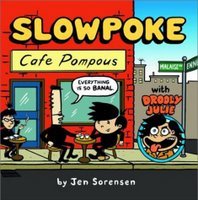 Slowpoke : Cafe Pompous cover
