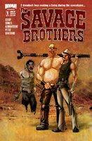 The Savage Brothers #1 Dave Johnson