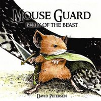 Mouse Guard #1