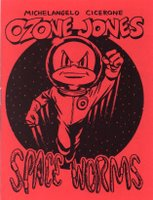 Ozone Jones: Space Worms cover