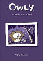 Owly: Flying Lessons cover