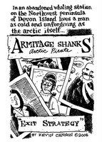Armitage Shanks, Arctic Pirate