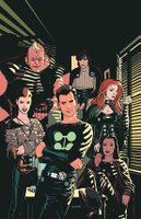 X-Factor #1 cover