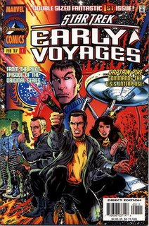 Star Trek: Early Voyages #1