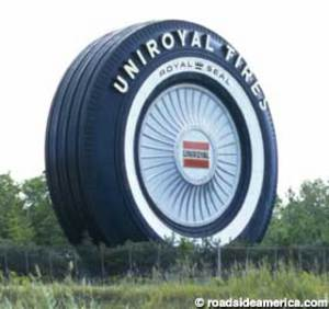 Uniroyal tire in Allen Park, MI