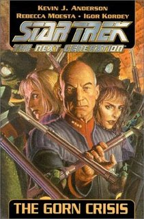 Star Trek: The Next Generation – The Gorn Crisis