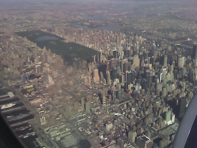 Essay on new york city