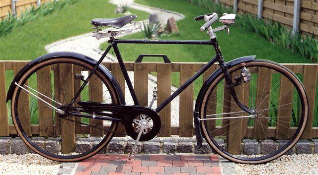 Wonderlijk vintage bicycle collection WA-06