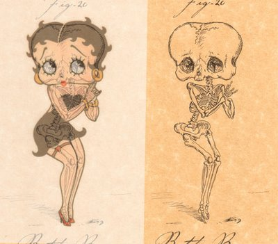 Betty Boop, Post Mortem