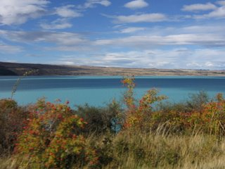 Photo by Rullsenberg on the move: Lake Pukaki, New Zealand (and yes, the water is that blue - it's from the glaciers and this is a PhotoShop-free zone!)