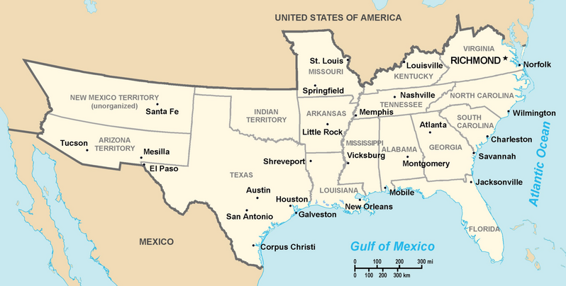 The Southern Observer: Southern Region States Of The USA ...