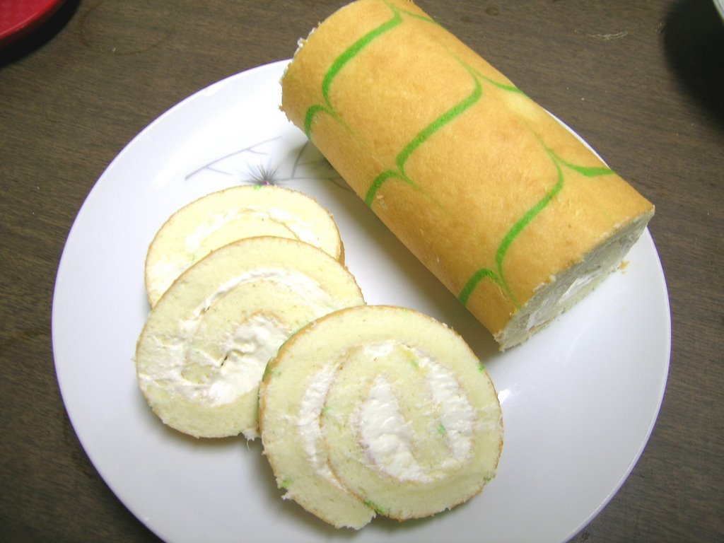 Playing With My Food B 225 Nh B 244 Ng Lan Cuốn Swiss Roll
