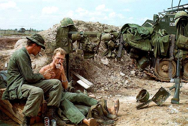 The Vietnam War - Yesterday and Today