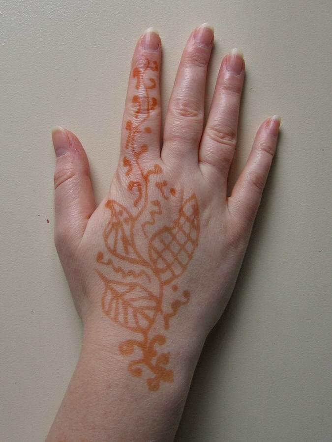 Waar Henna Tattoo Kopen: Yet Another Blog: Henna-tattoo